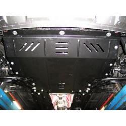 Защита двигателя Kia Soul 2008-2014 Кольчуга