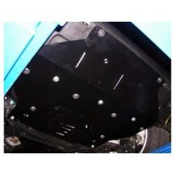 Защита двигателя Kia Sportage 2010-2015 Кольчуга
