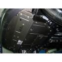 Защита двигателя Kia Sportage 2010-2015 АКПП Кольчуга