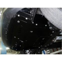 Защита двигателя Kia Sportage 2010-2015 дизель Кольчуга