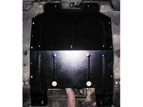 Фото Защита двигателя Lancia Delta 2008- Кольчуга