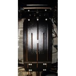 Защита раздатки Mitsubishi L200 2006-2016 АКПП Кольчуга