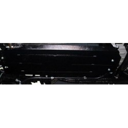 Защита бака Mitsubishi L200 2006-2016 Кольчуга