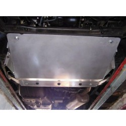 Защита двигателя Mitsubishi Pajero 2006- бензин Кольчуга ZiPoFlex