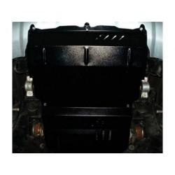 Защита двигателя Mitsubishi Pajero Sport 2008-2015 Кольчуга