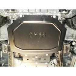 Защита МКПП Mitsubishi Pajero Sport 2008-2015 Кольчуга