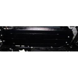 Защита бака Mitsubishi Pajero Sport 2008-2015 Кольчуга