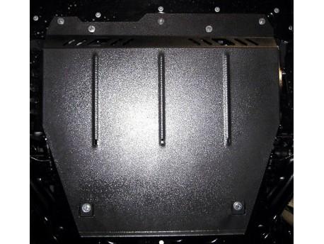 Фото Защита двигателя Nissan Micra 2002-2011 МКПП Кольчуга