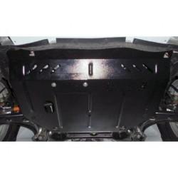 Защита двигателя Nissan Micra 2012- Кольчуга