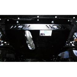 Защита двигателя Nissan Note 2005-2009, 2009-2014 V-1.4 Кольчуга