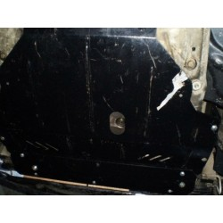Защита двигателя Nissan Primastar 2001-2015 бензин Кольчуга