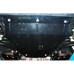 Защита двигателя Nissan Qashqai 2007-2010, 2010-2014 Кольчуга