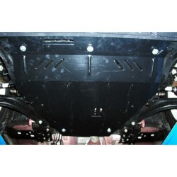 Защита двигателя Nissan X-Trail 2007-2010, 2010-2015 Кольчуга