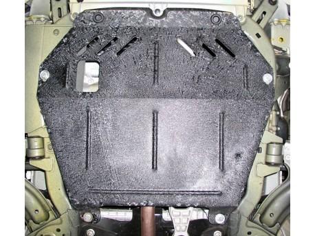 Фото Защита двигателя Opel Combo C 2001-2011 Кольчуга