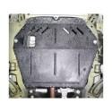 Защита двигателя Opel Combo C 2001-2011 Кольчуга