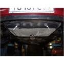 Защита двигателя Peugeot 206 1998-2010 Кольчуга