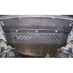 Защита двигателя Peugeot 307 2001-2005, 2005-2008 Кольчуга