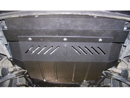 Фото Защита двигателя Peugeot 307 2001-2005, 2005-2008 Кольчуга