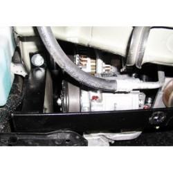 Защита двигателя Peugeot 4007 2007-2012 Кольчуга