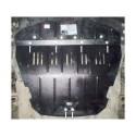 Защита двигателя Peugeot 806 1994-2002 Кольчуга