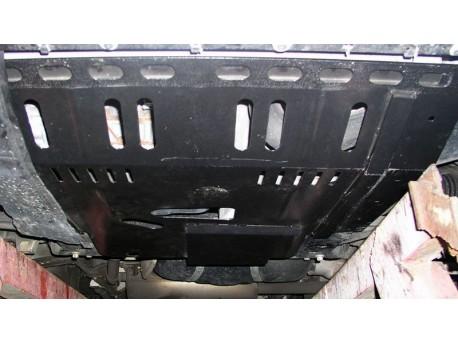 Фото Защита двигателя Peugeot Boxer 2006- Кольчуга