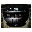 Защита двигателя Peugeot Expert 1995-2006 V-2.0 HDI Кольчуга