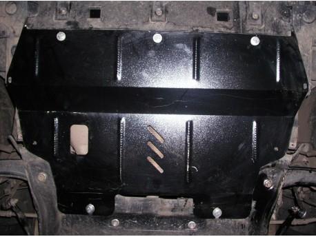 Фото Защита двигателя Peugeot Partner 2008- Кольчуга