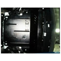Защита двигателя Renault Kangoo 2008-2013, 2013- Кольчуга