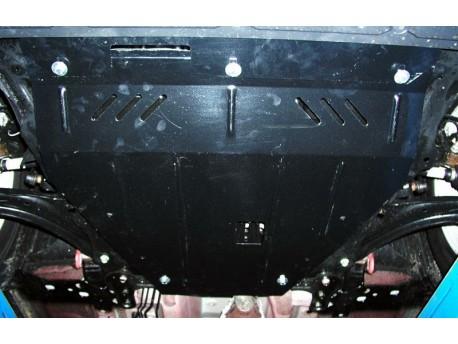 Фото Защита двигателя Renault Koleos 2008-2013, 2013- Кольчуга