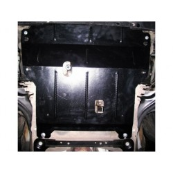 Защита двигателя Renault Scenic 2003-2009 Кольчуга