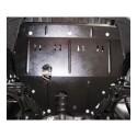 Защита двигателя Seat Cordoba 2007-2009 Кольчуга