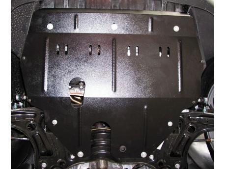 Фото Защита двигателя Seat Ibiza 2008- Кольчуга