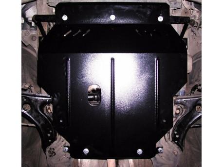Фото Защита двигателя Seat Leon 1999-2005 бензин Кольчуга
