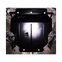 Защита двигателя Seat Leon 1999-2005 бензин Кольчуга
