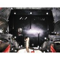 Защита двигателя Skoda Fabia 2007-2015 Кольчуга