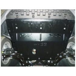 Защита двигателя Skoda Octavia A7 2013- Кольчуга