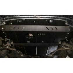 Защита двигателя Skoda Superb 2002-2008 Кольчуга
