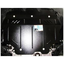 Защита двигателя Skoda Superb 2008-2013, 2013-2015 Кольчуга