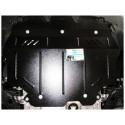 Защита двигателя Skoda Yeti 2009-2013, 2013- Кольчуга