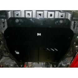 Защита двигателя SsangYong Korando 2010-2013, 2013- МКПП Кольчуга