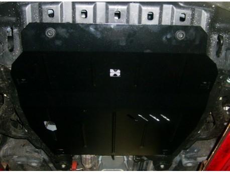 Фото Защита двигателя SsangYong Korando 2010-2013, 2013- МКПП Кольчуга