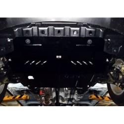 Защита двигателя SsangYong Korando 2010-2013, 2013- АКПП Кольчуга