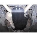 Защита АКПП Subaru Forester 1997-2008 Кольчуга