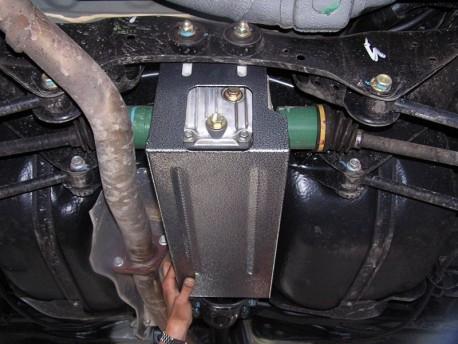Фото Защита редуктора Subaru Forester 1997-2008 Кольчуга