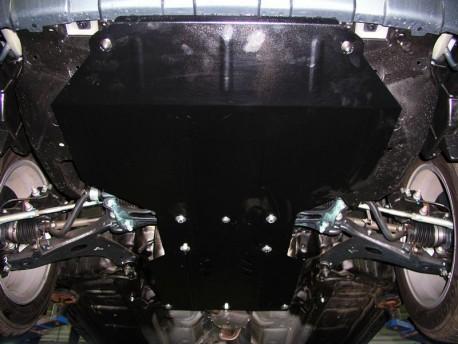 Фото Защита двигателя Subaru Forester 2008-2012 V-2.5 Кольчуга ZiPoFlex