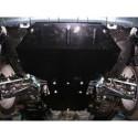 Защита двигателя Subaru Forester 2008-2012 V-2.5 Кольчуга ZiPoFlex