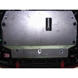 Защита коробки передач Subaru Legacy 2004-2009 Кольчуга