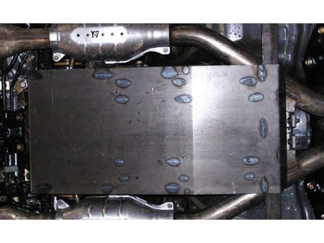 Фото Защита АКПП, МКПП Subaru Outback 2004-2009 V-3.0 Кольчуга