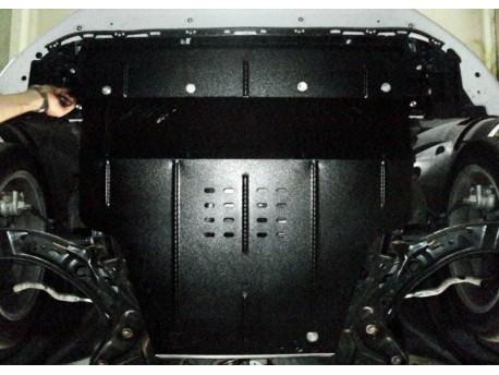 Фото Защита двигателя Suzuki Swift 2011- Кольчуга