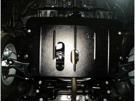 Фото Защита двигателя Toyota Camry V50 2011-2014, 2014- Кольчуга